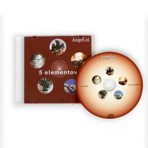 CD pet elementov