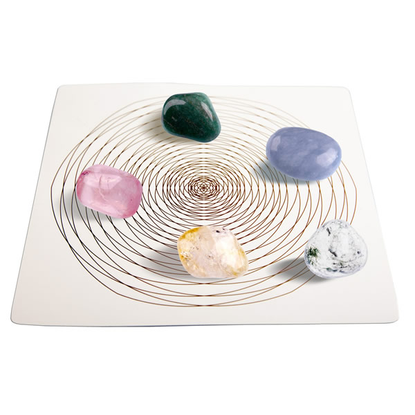 Kristali za 5 elementov