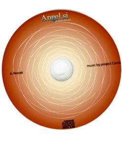 CD za energijsko čiščenje domov
