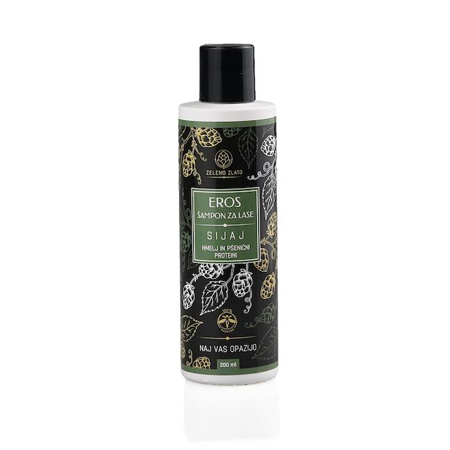 naravni šampon za lase