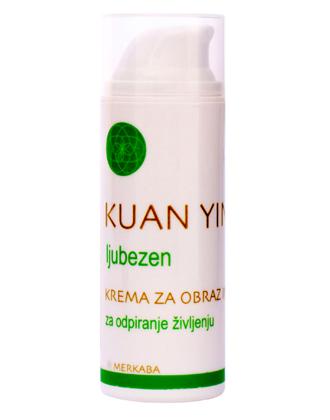 naravna krema Kuan Yin