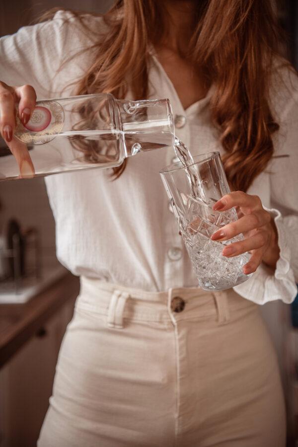 nalepke za vodo