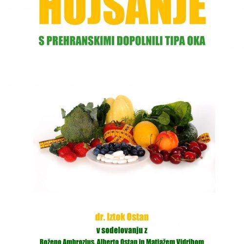 Knjiga Hujšanje s prehranskimi dopolnili tipa OKA