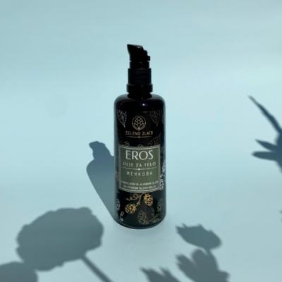 naravno olje za telo