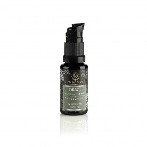Naravni serum za nego kože okoli oči
