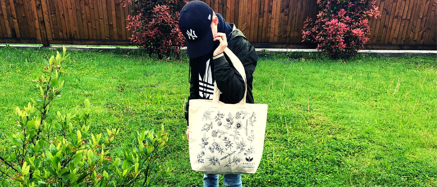 vrečke iz tekstila