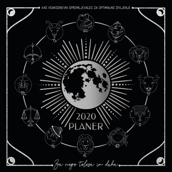 Lunin koledar - Planer za 2020