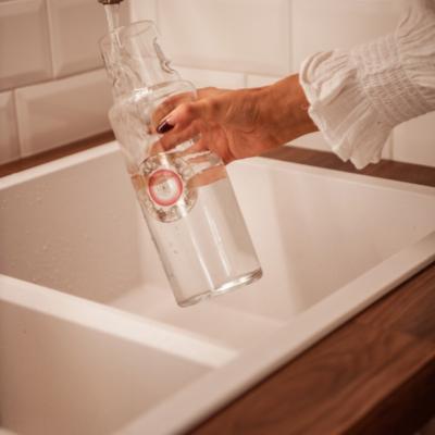 aqua life nalepke za informiranje vode